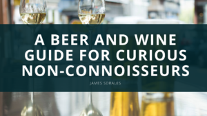 James Sdrales discusses a Beer and Wine Guide for Curious Non-connoisseurs